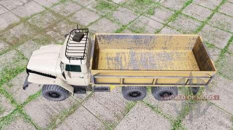 Ural 5557 v2.1 for Farming Simulator 2017