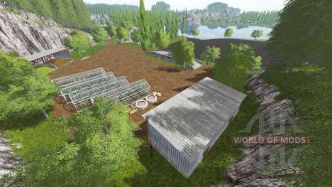 Newbie Farm for Farming Simulator 2017