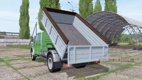 GAS Lawn Next City (C42R33) 2015 for Farming Simulator 2017