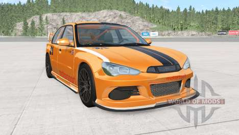 Hirochi Sunburst VASC v0.11 for BeamNG Drive