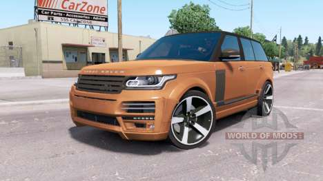 Land Rover Range Rover Vogue STARTECH v2.0 for American Truck Simulator