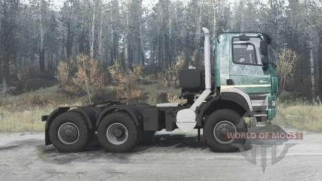 Tatra Phoenix T158 agro for Spintires MudRunner