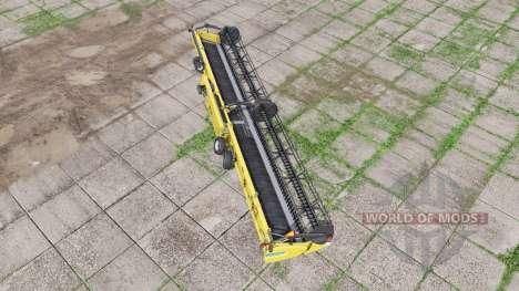 New Holland SuperFlex Draper 45FT edit BDBSSB for Farming Simulator 2017