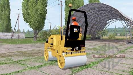 Caterpillar CB32 for Farming Simulator 2017