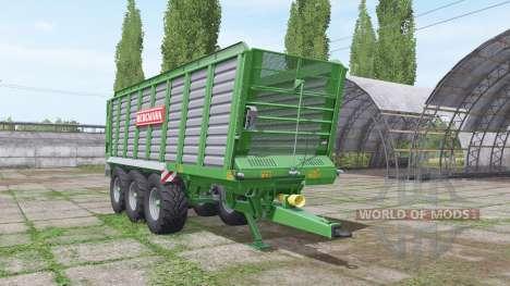 BERGMANN HTW 65 edit Matt26 for Farming Simulator 2017