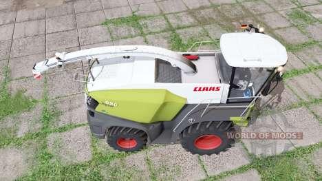 CLAAS Jaguar 950 Wittrock-Landtechnik for Farming Simulator 2017