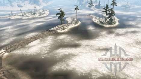Level 76 - Sandy Beaches for Spintires MudRunner