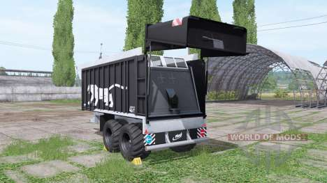Fliegl ASW 271 Black Panther v1.3.1 for Farming Simulator 2017