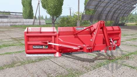 Holaras M.E.S. 500 for Farming Simulator 2017