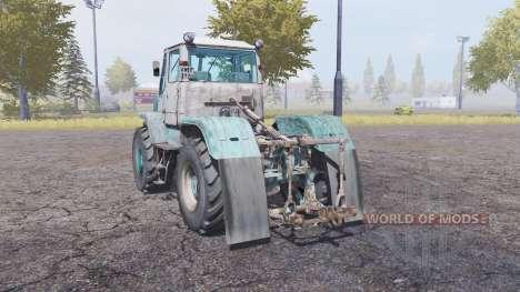 T 150K green for Farming Simulator 2013