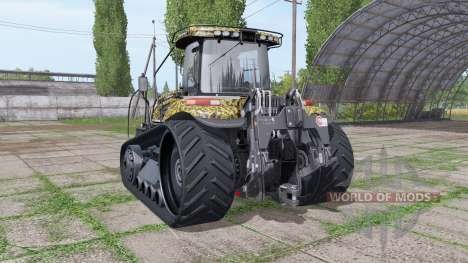 Challenger MT875E camo v2.0 for Farming Simulator 2017