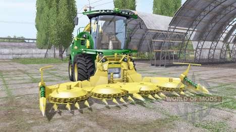 John Deere 8400i v4.0 for Farming Simulator 2017