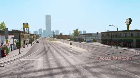 Coast to Coast v2.5 for American Truck Simulator