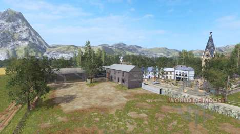 The Old Stream Farm v2.0.0.1 for Farming Simulator 2017