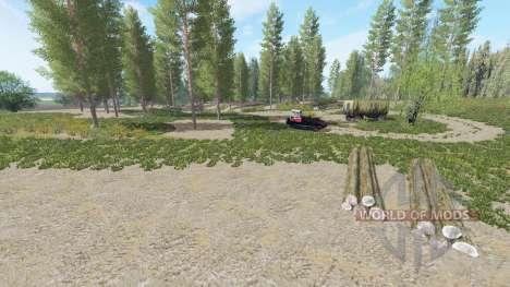 Baldachino for Farming Simulator 2017