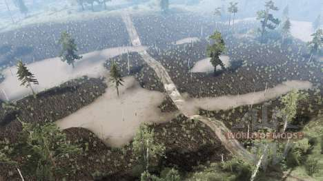 AWD trails for Spintires MudRunner