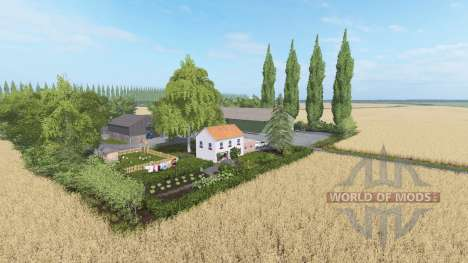 Dutch Polder for Farming Simulator 2017