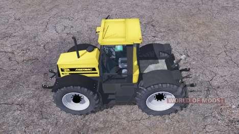 JCB Fastrac 2150 yellow for Farming Simulator 2013