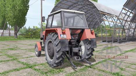 Zetor 8011 old for Farming Simulator 2017