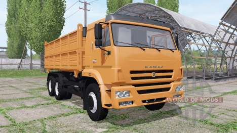 KAMAZ 45143-6012-23 for Farming Simulator 2017