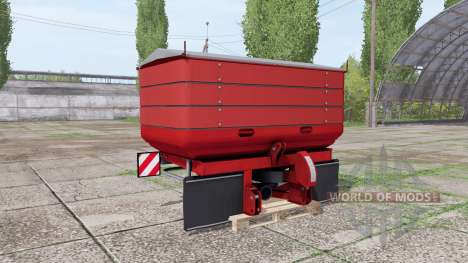 Rauch AXERA-H EMC for Farming Simulator 2017