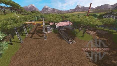 Fazenda Sao Pedro v1.2 for Farming Simulator 2017