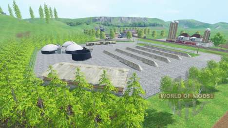 Green Acres for Farming Simulator 2015
