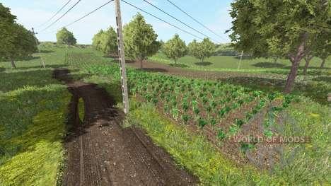 Swojska Wies for Farming Simulator 2017