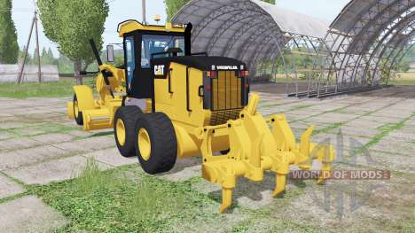 Caterpillar 140M  v1.0 for Farming Simulator 2017