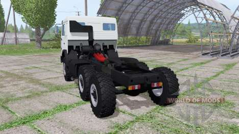 KAMAZ 44108 v1.1 for Farming Simulator 2017