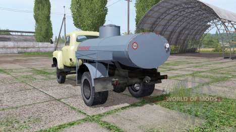52 Flammable GAS for Farming Simulator 2017