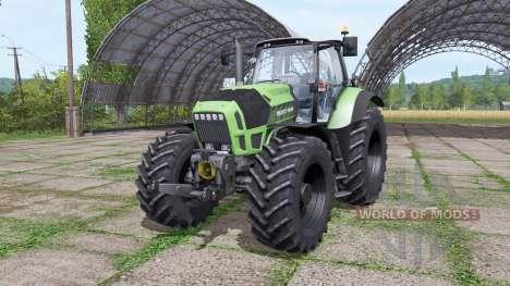 Deutz-Fahr Agrotron X720 for Farming Simulator 2017