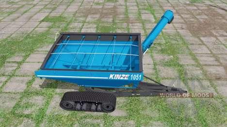 Kinze 1051 for Farming Simulator 2017