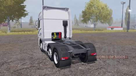 DAF XF105 FTG Super Space Cab for Farming Simulator 2013