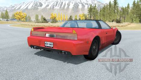 Ibishu SP-95 for BeamNG Drive