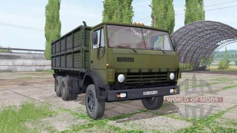 KamAZ 55102 for Farming Simulator 2017
