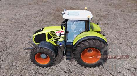 CLAAS Axion 950 for Farming Simulator 2015