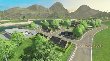 Wolles for Farming Simulator 2015