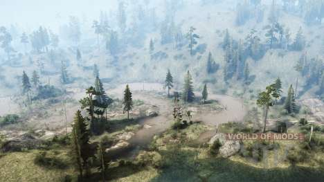 To the Summit for Spintires MudRunner