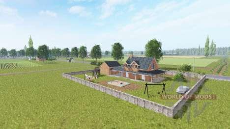 National Park of The Dutch Biechbosh for Farming Simulator 2017