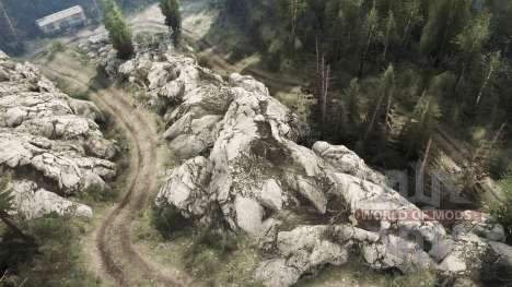 Simon Valley for Spintires MudRunner