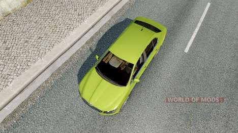Skoda Superb 2013 for Euro Truck Simulator 2