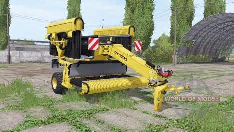 Roc RT 1000 for Farming Simulator 2017