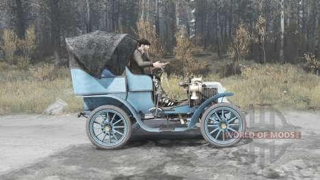 Renault Type G 1902 for Spintires MudRunner