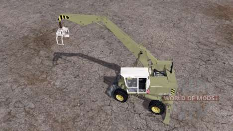 Fortschritt T188 for Farming Simulator 2015