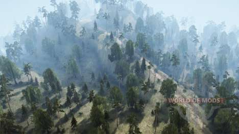 Pulling the partys paradise for Spintires MudRunner