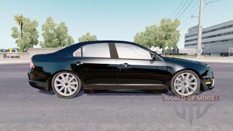 Ford Fusion Sport (CD338) 2009 for American Truck Simulator