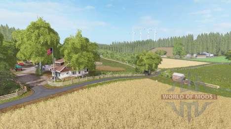Woodshire for Farming Simulator 2017
