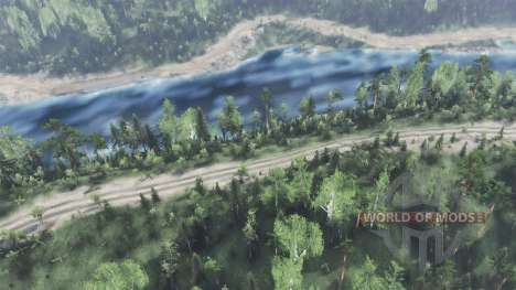 Kemerovo oblast for Spin Tires