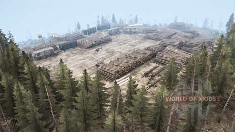 WAH 10 for Spintires MudRunner